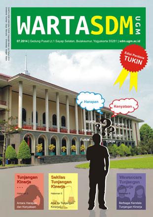 Warta SDM UGM Edisi 1 - TUKIN
