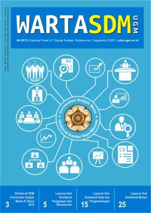 Warta SDM UGM Edisi 3 - Laporan Kinerja