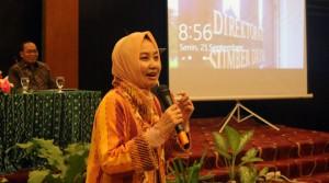 Rektor UGM membuka Workshop Perhitungan Kebutuhan SDM UGM Berdasar Visi Keilmuan