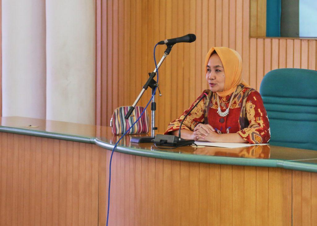 Sambutan Rektor Universitas Gadjah Mada