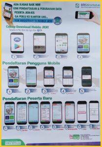 Poster Aplikasi Mobile JKN